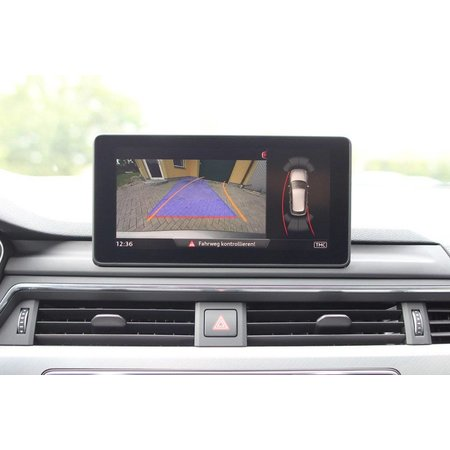 APS Advance - achteruitrijcamera voor Audi A5 F57 - Cabriolet