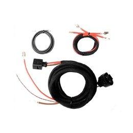Koplampsproeiers (w / o sensoren) - Kabel - VW, Audi