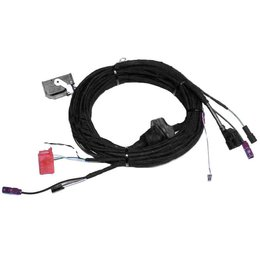 "Bluetooth Handsfree - Kabel- Audi A3 8P - ""Complete"""
