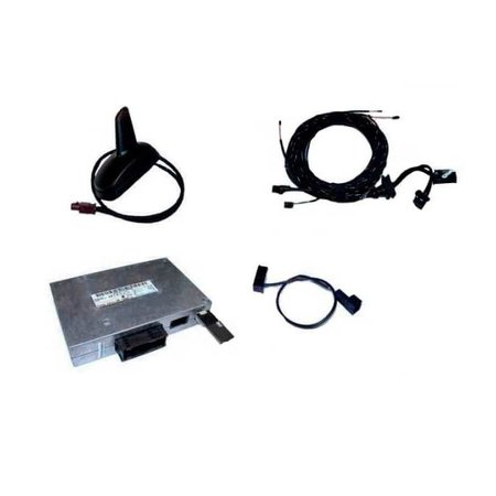 Bluetooth (mit SAP) - Retrofit - Audi A6 4F - MMI 2G