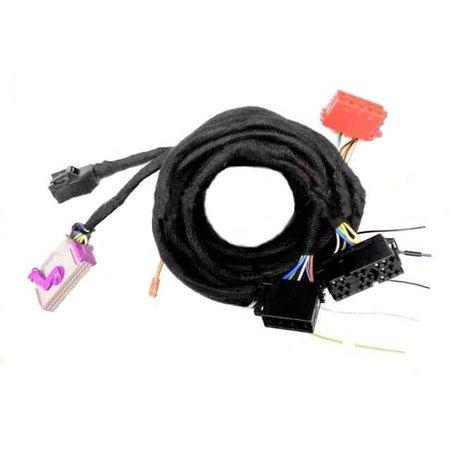 BNS 3.x 4.X (klein) Navigation System - Kabel - Audi TT 8N