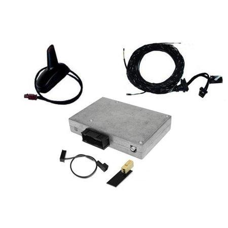 Bluetooth (met SAP) - Uitbreiden Audi A8 4E