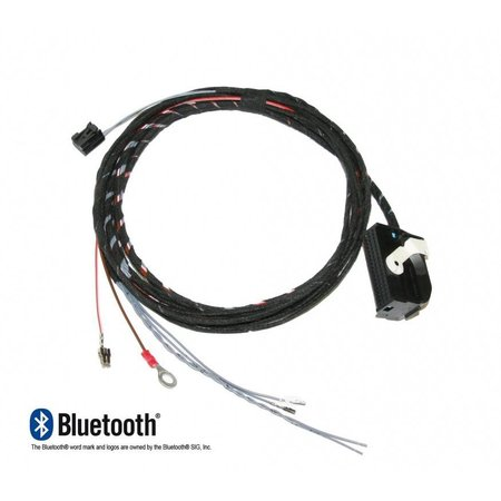 "Bluetooth-Freisprecheinrichtung - Harness - ""Nur Bluetooth"" - VW Golf, Skoda Fabia"