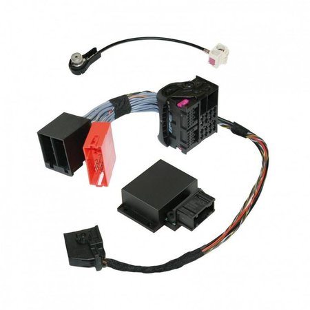 CAN-Bus Interface - VW RNS-510 / MFD3 TP CAN 1.6-2.0 + TV-Free ISO