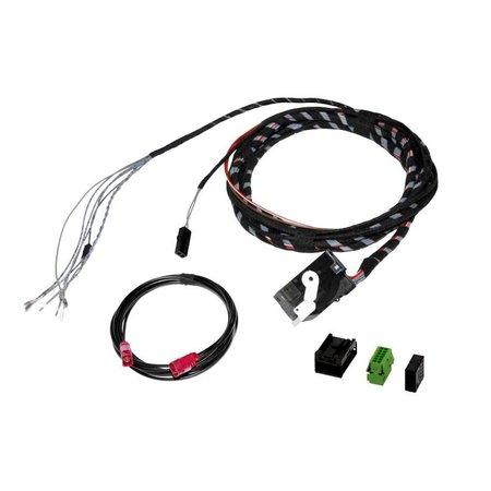 Cable set Bluetooth Premium (met rSAP) - VW - spraakbesturing niet beschikbaar