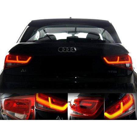 Bundle LED Heckleuchten Audi A1 8X