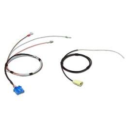 Kabelset extra verwarming VW T5 GP, Climatronic