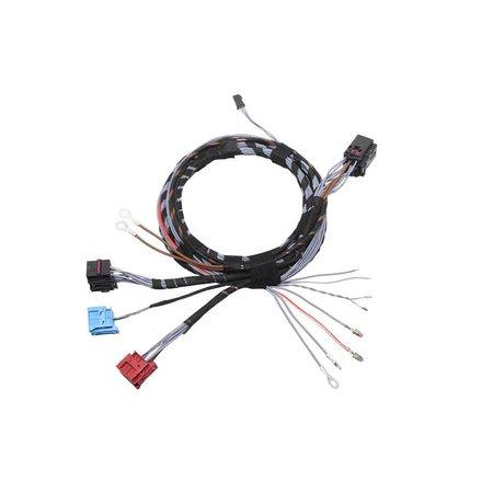 Kabelsatz Anhängerkupplung - Zentralelektrik für Audi A8 4H