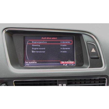 Active Sound inkl. Sound Booster für Audi A4 8K, A5 8T, Q5 8R