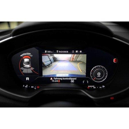 Audi achteruitrijcamera - Retrofit - Audi TT 8S