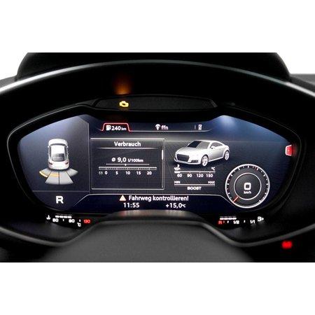 Komplett-Set Audi Parking System APS Heck für Audi TT 8S (FV)