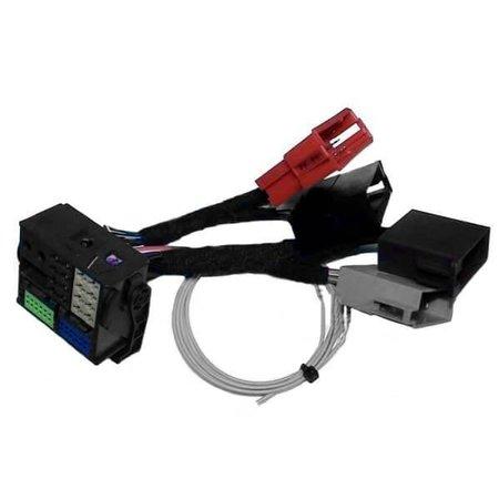 Adapter Navigationseinheit RNS-E für Audi A3 8P, A4 8E - Sound 8RY, BNS 4.X Navi