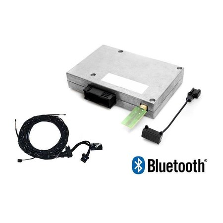 "Bluetooth Handsfree -Audi A3 8P / 8PA / Cabrio- ""Bluetooth Only"""