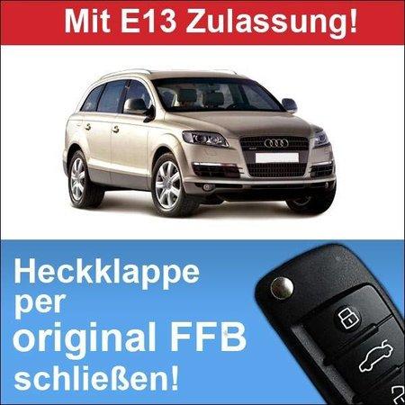 Comfort achterklep sluiting module voor Audi, VW