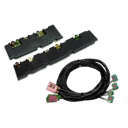 Antenne Module - Uitbreiden Audi A6 4F - MMI 2G