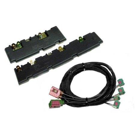 Antenne Module - Uitbreiden Audi A6 4F - MMI 3G
