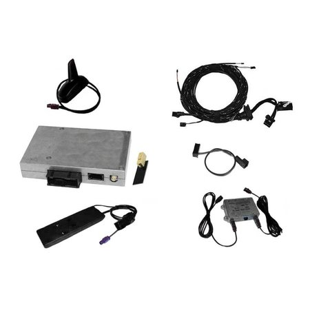 "Bluetooth Handsfree - Retrofit - Audi A4 8K - ""Complete"""