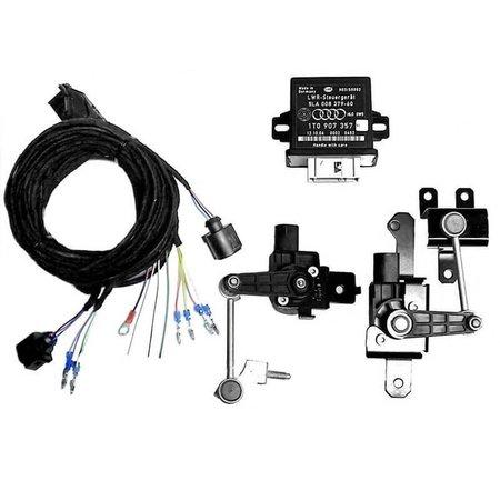 Automatische niveauregeling set - Retrofit - VW EOS - met elektr. Damping control