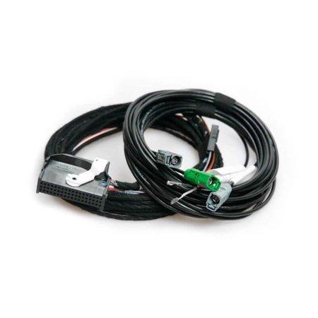 APS Uitgebreid achteruitrijcamera - Kabelboom - Audi A5 8T MMI 3G