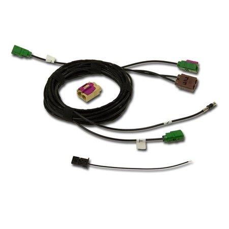 Cable set antenne module - retrofit - Audi A6 4G - Versie 2, Avant