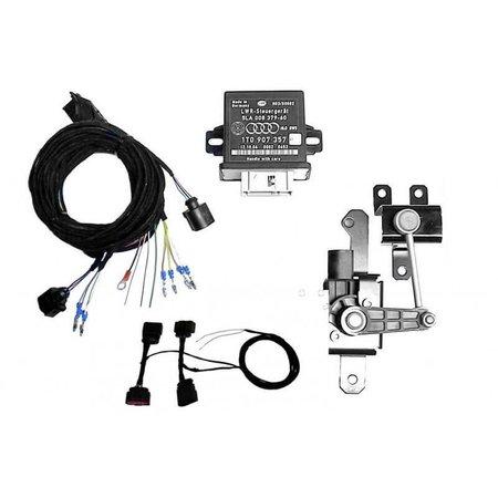 Automatische niveauregeling set - Retrofit - VW Passat B7 - zonder elektronische schokdemper