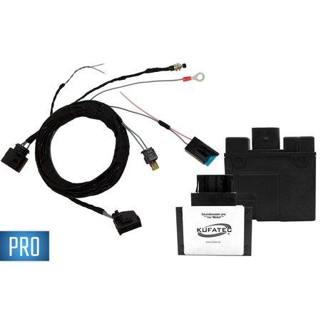 Compleet ActiveSound waaronder Soundbooster voor Land Rover Discovery 5 - Optie 2 PRO