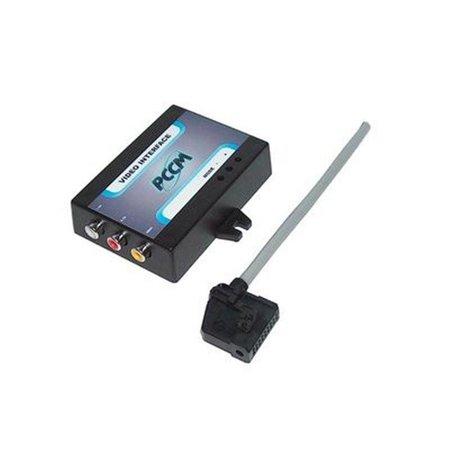 Interface Multimedia adapter voor Seat, Skoda, VW MFD2 RNS2