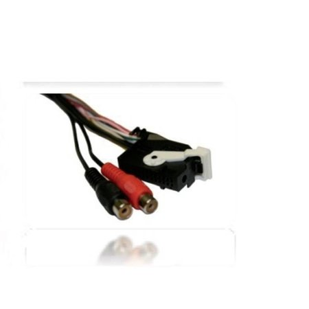 RGB converter voor achteruitrijcamera RCD510 RNS510 RNS315 Columbus Bolero Trinax