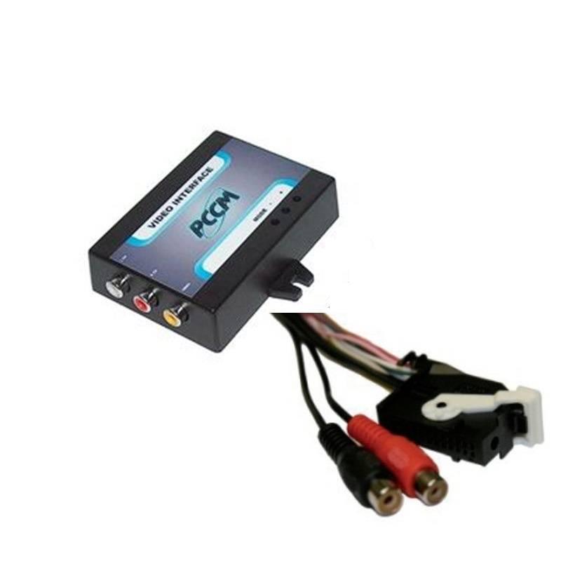 RGB Converter for reverse camera RNS510 RNS315 RCD510 Columbus Bolero Trinax