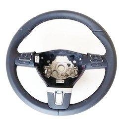 Volkswagen VW leather steering wheel with MFL 3C8419091BE