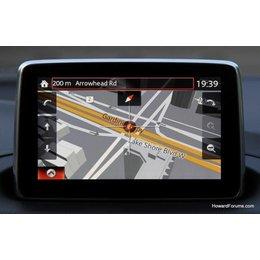 Map update 2020 SD card Mazda 3 6 CX-3 CX-9 TOMTOM Navigation