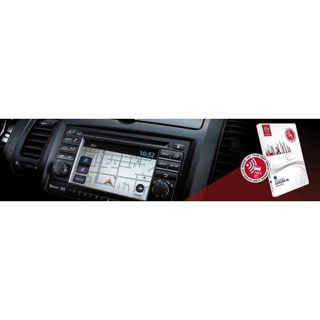 kartenupdate 2018 nissan connect 1 update v8 navigation - car gadgets bv