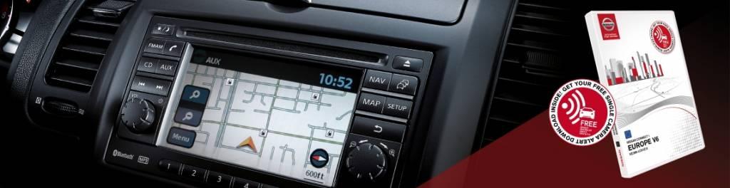 kartenupdate 2018 nissan connect 1 update v8 navigation car gadgets bv. Black Bedroom Furniture Sets. Home Design Ideas