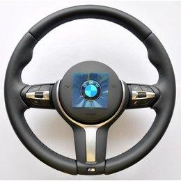 BMW BMW leather steering wheel M Sport with MFL F30 F31 F20