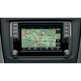 Skoda Amundsen MIB2 PQ with DAB +, handsfree - 5L0 035 680 A - F
