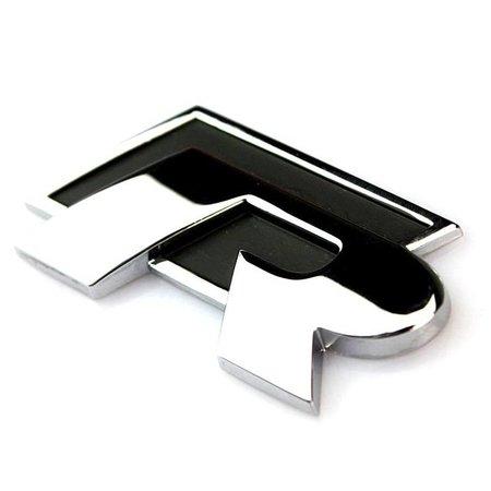 Volkswagen Sticker - R-Line - Logo - Embleem - 1K8 853 675 K