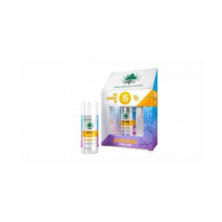 Incannation CBD oil Premium pure 15% 10 ml + 2 ml free