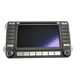 Volkswagen Navigatiesysteem MFD2 DVD 1K0035197D - RNS510