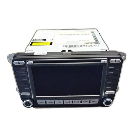 Volkswagen Navigationssystem MFD2 DVD 1K0035197D - RNS510