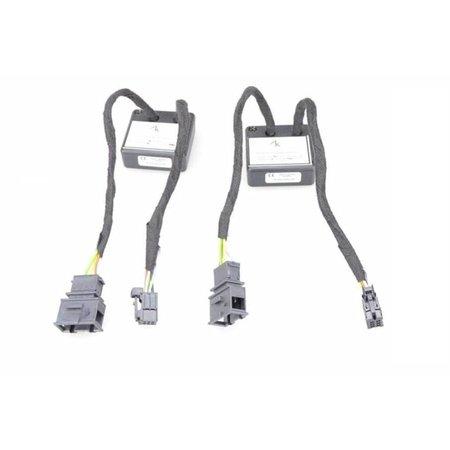 AUDI A3 8V Facelift LED-Heckleuchten / Rückleuchten Cabriolet dynamischer Blinker Anschlusspaket