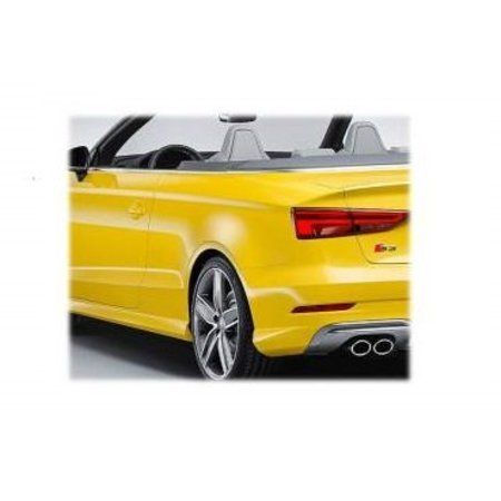 AUDI A3 8V facelift LED rear lights / taillights Cabriolet dynamic turn signal connection package