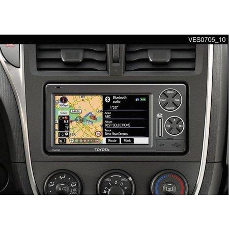 Here Kartenaktualisierung 2020 TOYOTA TNS510 Navigation PZ445-SD333-0R