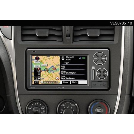 Here Map update 2020 TOYOTA TNS510 Navigation PZ445-SD333-0R