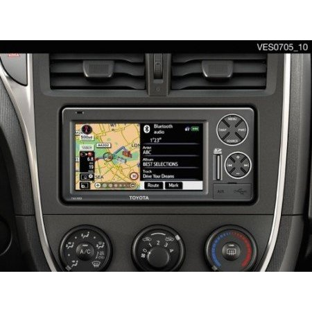 Here Map update 2018 - 2019 TOYOTA version 1 TNS350 Navigation PZ445-EU334-0P