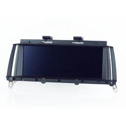 BMW Zeigen Sie den Bildschirm des CID-Navigationssystems Evo CID F25 X3 F26 X4 9370870 an