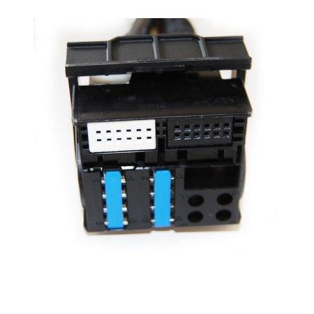 Car Gadgets BV Bluetooth RNS-E Kabelsatz Plug & Play für Audi Handyvorbereitung FSE SDS