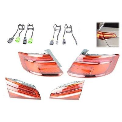 AUDI A3 8V LED on facelift LED rear lights dynamic turn signal Sportback retrofit package