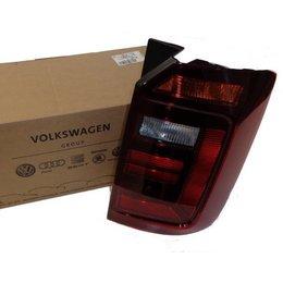 Volkswagen Facelift LED Rücklichter - Caddy - Smoke Heckklappe