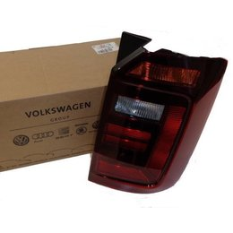 Volkswagen Facelift LED tail lights - Caddy - Smoke tailgate
