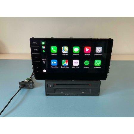 "Ombouwset Discover Pro MIB 2.5/ MIB 3 + 9.2"" monitor"